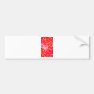 Adesivo Para Carro Nebulla cor-de-rosa abstrato com a nuvem cósmica