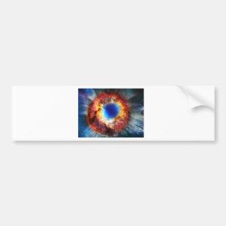 Adesivo Para Carro Nebulosa da hélice