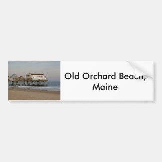 Adesivo Para Carro O cais velho da praia do pomar por Wendy C Allen