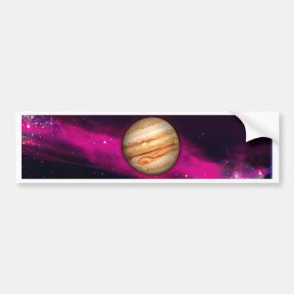 Adesivo Para Carro O planeta Jupiter