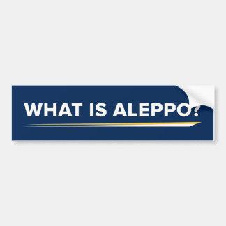 Adesivo Para Carro O que é autocolante no vidro traseiro de Aleppo