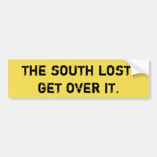 Adesivo Para Carro O sul perdido. Obtenha sobre ele