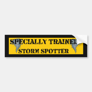 Adesivo Para Carro Observador da tempestade