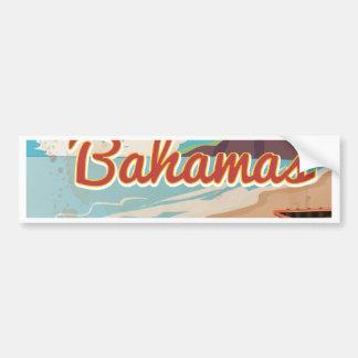 Adesivo Para Carro Os Bahamas