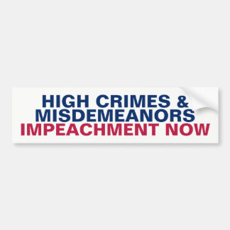 Adesivo Para Carro Os crimes altos e a destituição do delito leve