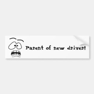 Adesivo Para Carro Pai do autocolante no vidro traseiro novo do