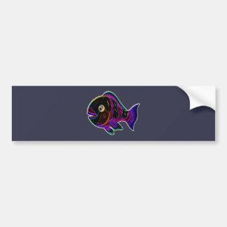 Adesivo Para Carro Parrotfish
