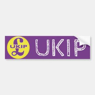 Adesivo Para Carro Partido da independência de UKIP