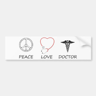 Adesivo Para Carro paz love44