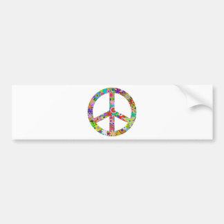 Adesivo Para Carro peace11