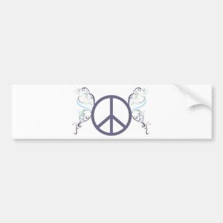 Adesivo Para Carro peace4