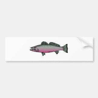 Adesivo Para Carro Peixes 2