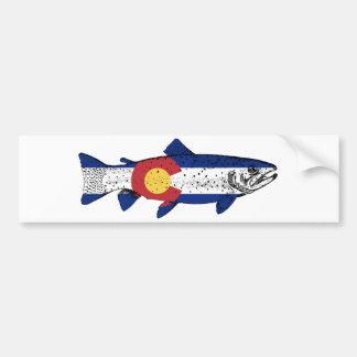 Adesivo Para Carro Peixes Colorado