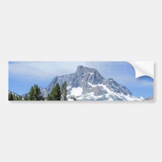 Adesivo Para Carro Pico da bandeira de mil ilhas - serra Nevada