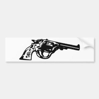 Adesivo Para Carro Pistola do revólver