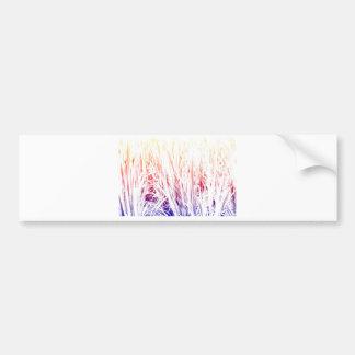 Adesivo Para Carro Planta de arroz