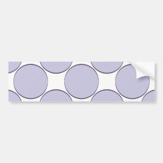 Adesivo Para Carro Ponto do Lilac