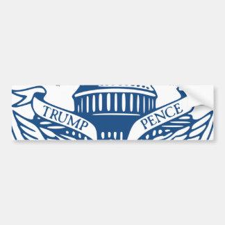 Adesivo Para Carro Presidente Inaugural Logotipo Inauguração das