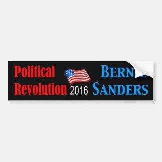 Adesivo Para Carro Rev.Bernie político preto