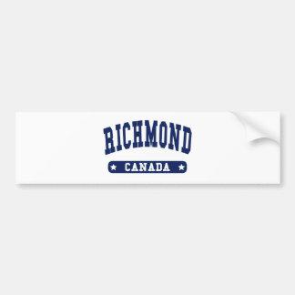 Adesivo Para Carro Richmond