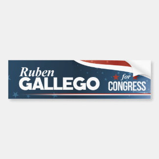 Adesivo Para Carro Ruben Gallego
