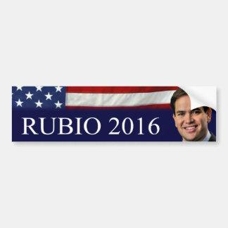 Adesivo Para Carro Rubio 2016