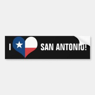Adesivo Para Carro San Antonio