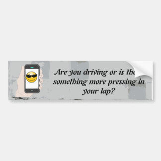 Adesivo Para Carro Segurança pública/autocolante no vidro traseiro