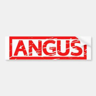 Adesivo Para Carro Selo de Angus