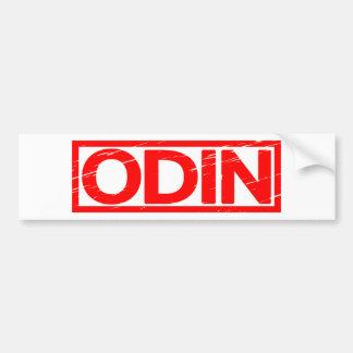 Adesivo Para Carro Selo de Odin