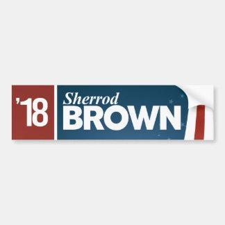 Adesivo Para Carro Sherrod Brown