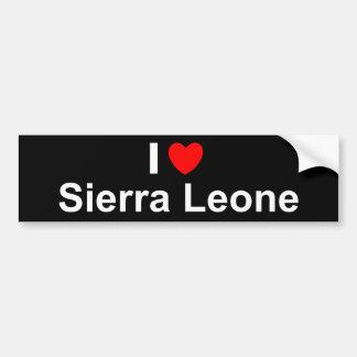 Adesivo Para Carro Sierra Leone