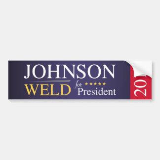 Adesivo Para Carro Solda 2016 de Johnson