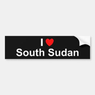 Adesivo Para Carro Sudão sul