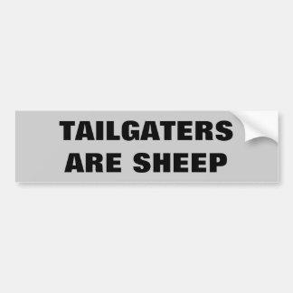 Adesivo Para Carro Tailgaters é carneiro