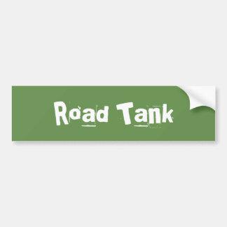 Adesivo Para Carro Tanque da estrada