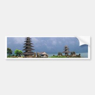 Adesivo Para Carro templo Indonésia de bali