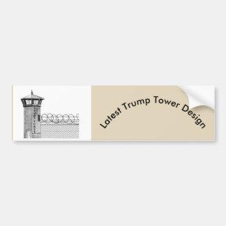 Adesivo Para Carro Trunfo Towerr