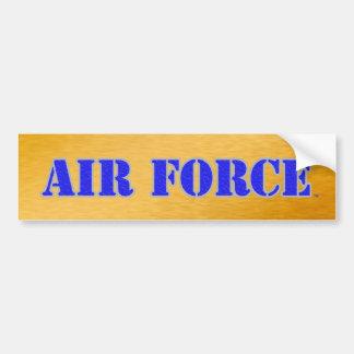 Adesivo Para Carro U.S. Autocolante no vidro traseiro da força aérea