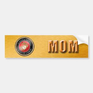 Adesivo Para Carro U.S. Autocolante no vidro traseiro da mamã do