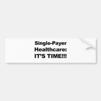 Adesivo Para Carro Únicos cuidados médicos do pagador - é tempo!