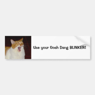 Adesivo Para Carro Uso do gato seu autocolante no vidro traseiro do