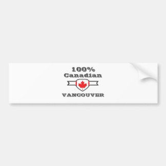 Adesivo Para Carro Vancôver 100%