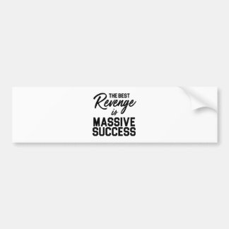 Adesivo Para Carro Vingança do sucesso