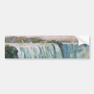 Adesivo Para Carro Vintage Niagara Falls
