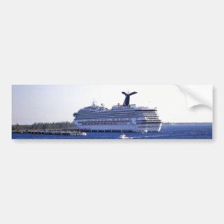 Adesivo Para Carro Visitante do navio de cruzeiros de Cozumel