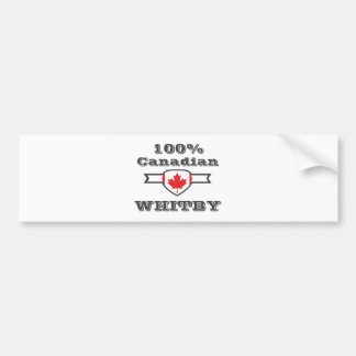 Adesivo Para Carro Whitby 100%