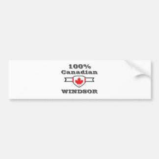 Adesivo Para Carro Windsor 100%