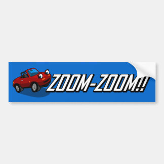 Adesivo Para Carro Zumbido-Zumbido!! Autocolante no vidro traseiro do