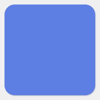 Adesivo Quadrado Azuis marinhos